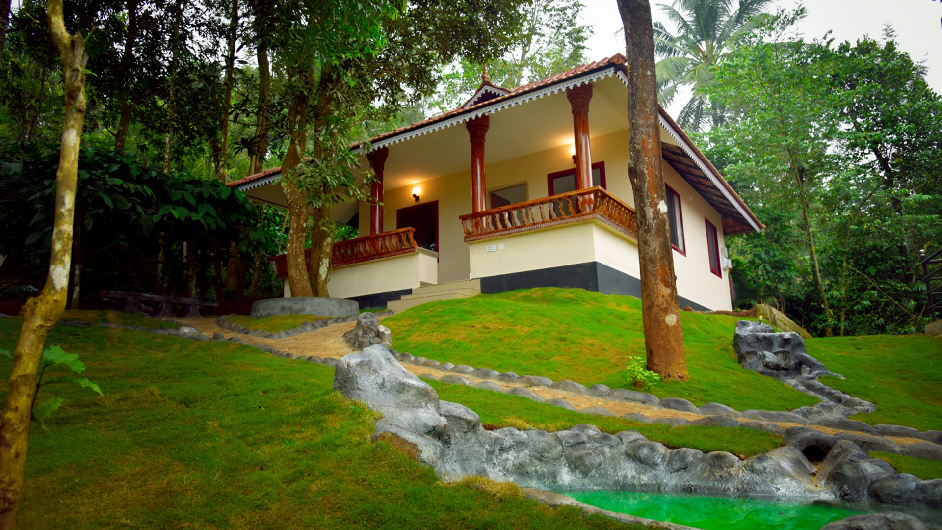 Green Garden Holiday Home Wayanad Daisy Villa