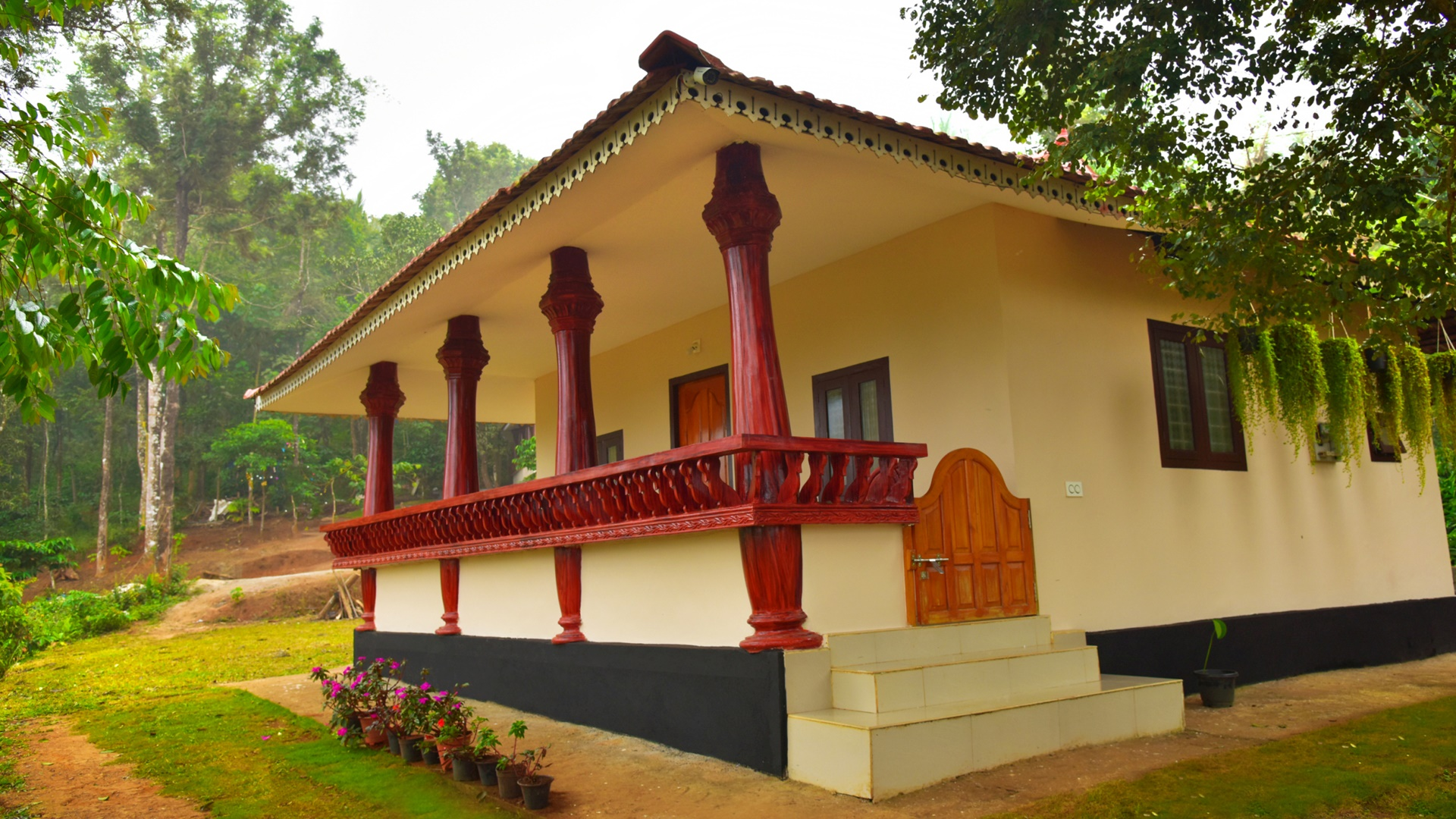 Green Garden Holiday Home Wayanad. Rose Villa