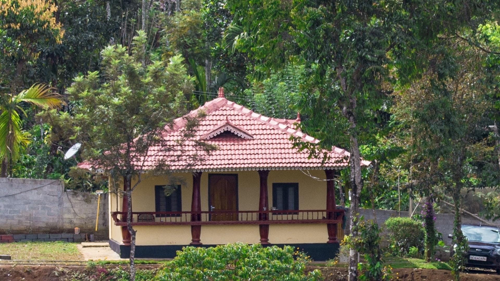 Green Garden Rose Villa Wayanad