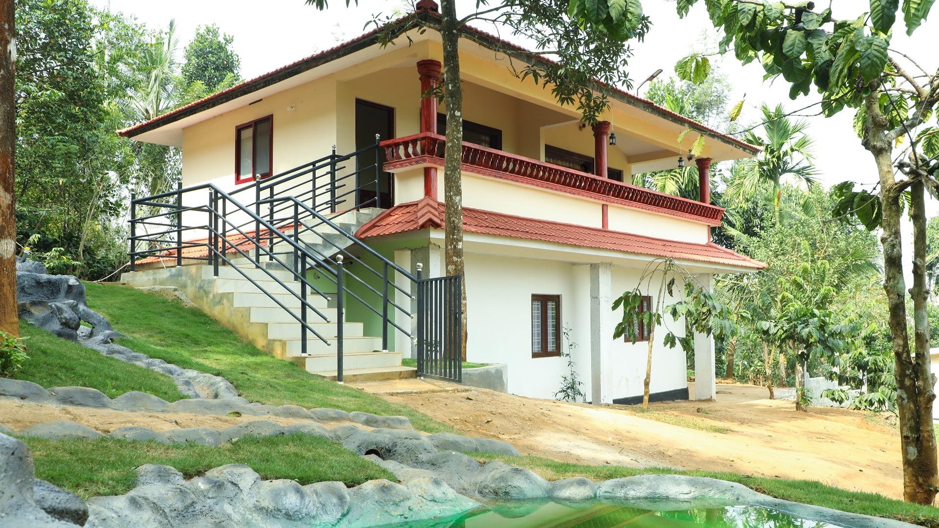 Green Garden Jasmine Cottage Wayanad