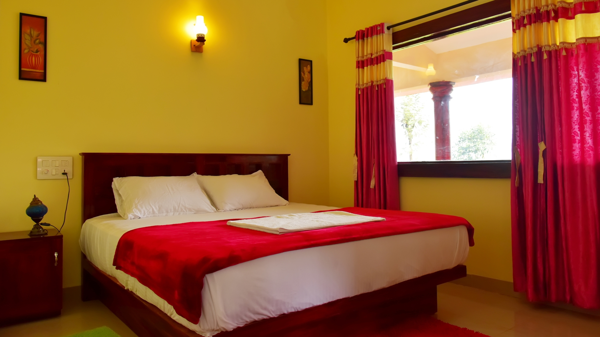 Green Garden Holiday Home Wayanad - Deluxe Room
