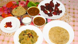 Green Garden Holiday Home Wayanad - Dinner