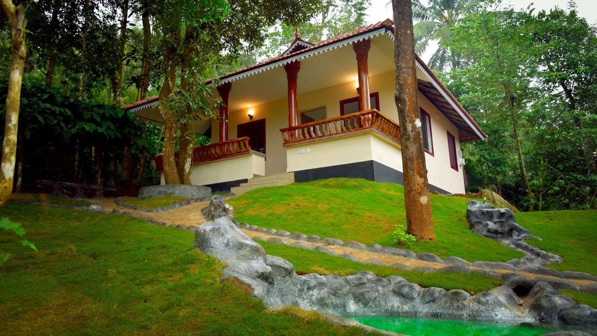 Green Garden Daisy Villa Wayanad